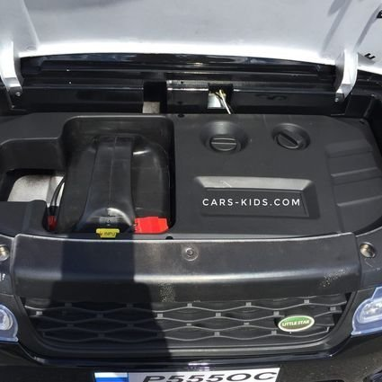 Полноприводный электромобиль Happer Р555ОС 2х местный красный (усиленный аккумулятор, резиновые колеса, кожа, пульт, музыка, ГЛЯНЦЕВАЯ ПОКРАСКА)