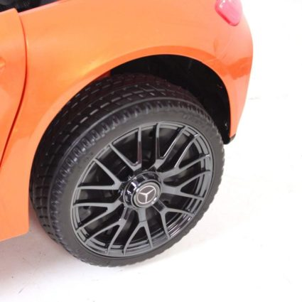 Электромобиль Mercedes Benz GT O008OO (колеса резина, кресло кожа, пульт, музыка)